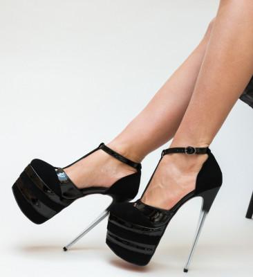 Обувки Thing Черни