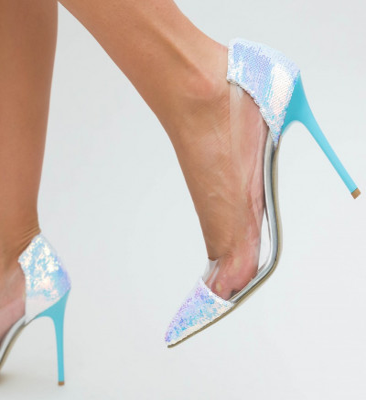 Обувки Xen Бели