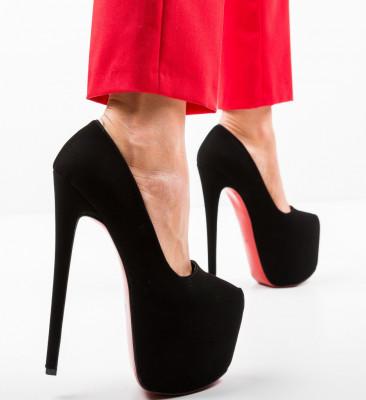 Обувки Yras 2 Черни