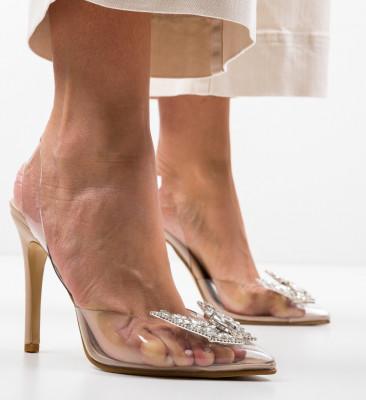 Обувки Zeltis Бежов