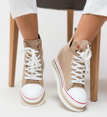 Спортни Обувки Bimer Бежови