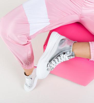Спортни обувки Grazo Сребърни