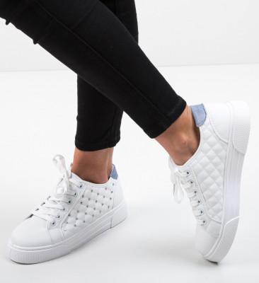 Спортни обувки Kodi Бели