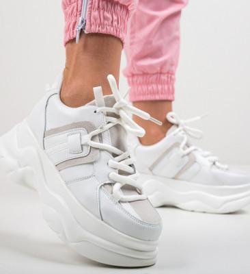 Спортни обувки Konama Бели