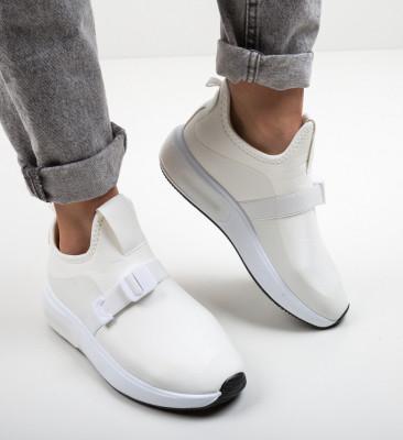 Спортни обувки Lani Бели