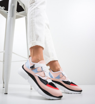Спортни обувки Livero Многоцветни