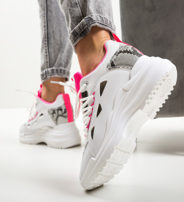 Спортни обувки Regan Розов