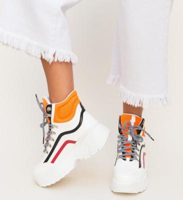 Спортни Обувки Spedin Бели