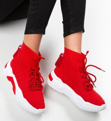 Спортни обувки Vladi Червени