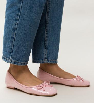 Балерини Rishi Розови