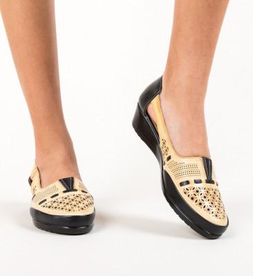 Ежедневни обувки Afgard Камел