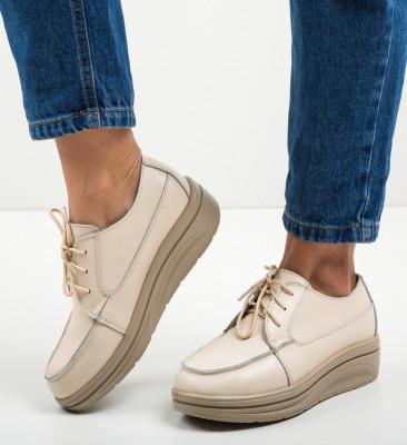 Ежедневни обувки Atanom Бежов