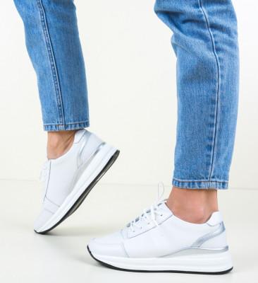 Ежедневни обувки Barn Бели