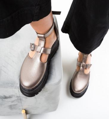 Ежедневни обувки Clonata Сив