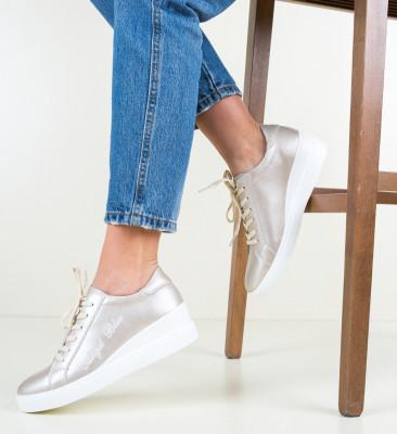 Ежедневни обувки Daisie Златни