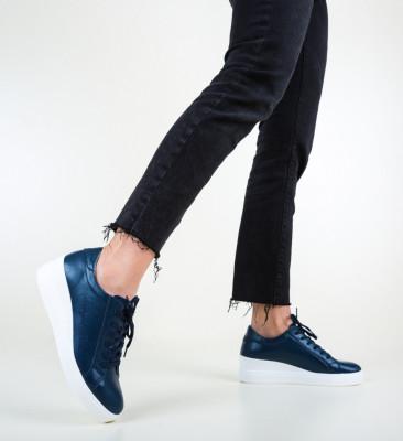 Ежедневни обувки Daisie Тъмносин