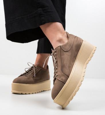 Ежедневни обувки Dutano Каки