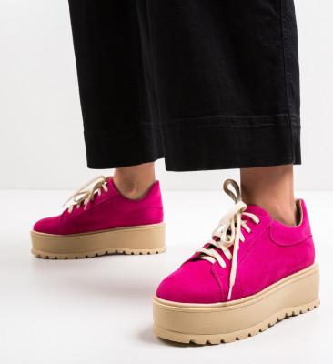 Ежедневни обувки Dutano Розов