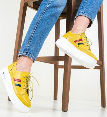 Ежедневни обувки Ever Жълти