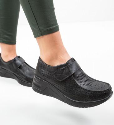 Ежедневни обувки Farza Черни