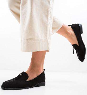 Ежедневни обувки Frappe Черни