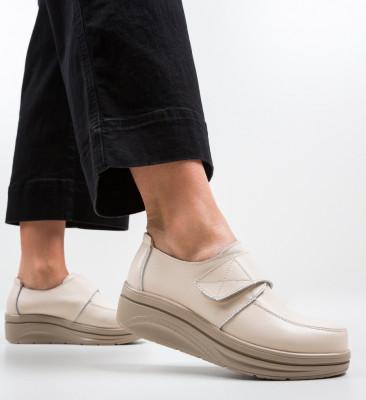 Ежедневни обувки Hausberg Бежов
