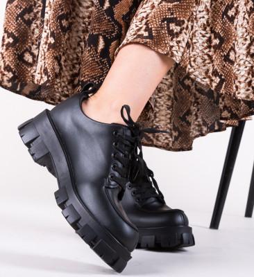 Ежедневни обувки Indigal Черни