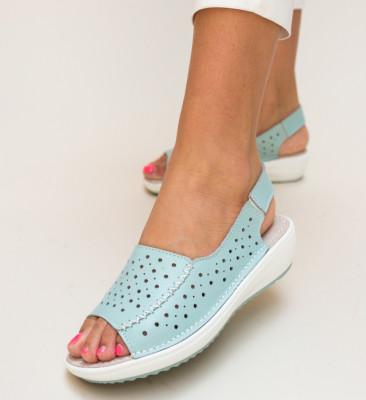 Ежедневни обувки Lindone Сини