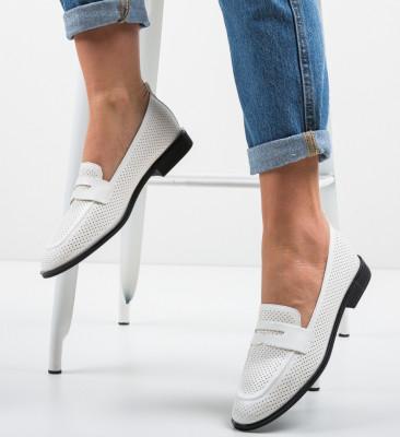 Ежедневни обувки Lorem Бели