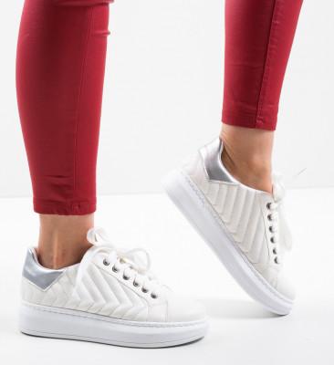 Ежедневни обувки Mandro Бели