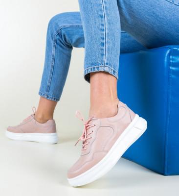 Ежедневни обувки Peters Розов