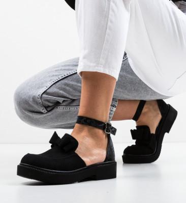 Ежедневни обувки Pretty 3 Черни