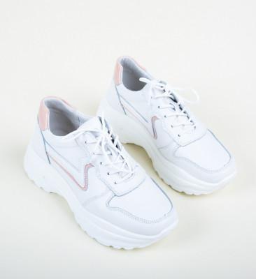 Ежедневни обувки Walsh Бели