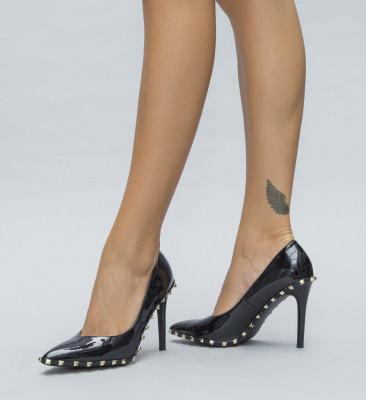 Обувки Гуарда Черни