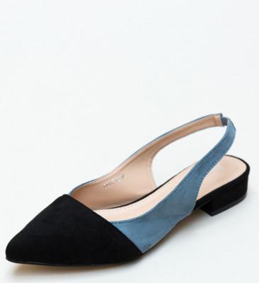 Обувки Adams Черни