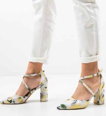 Обувки Amri Жълти