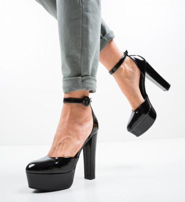 Обувки Atkins Черни