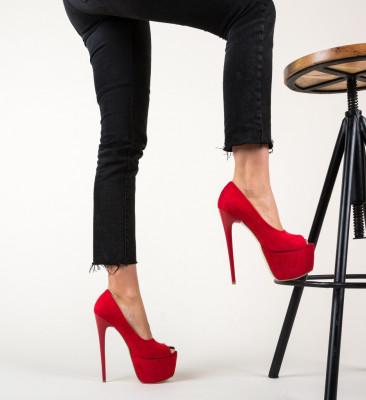 Обувки Ayakabi Червени