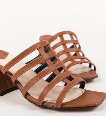 Обувки Cardibi Камел