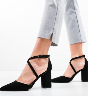 Обувки Dasibas 2 Черни
