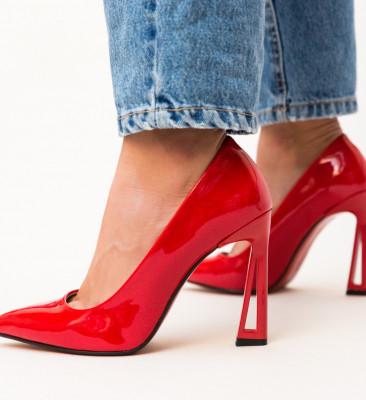 Обувки Elyas Червени