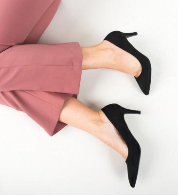 Обувки Hipor Черни