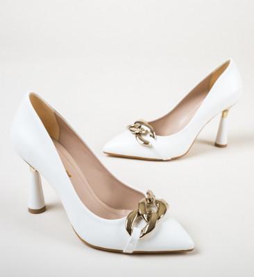Обувки Link Бели
