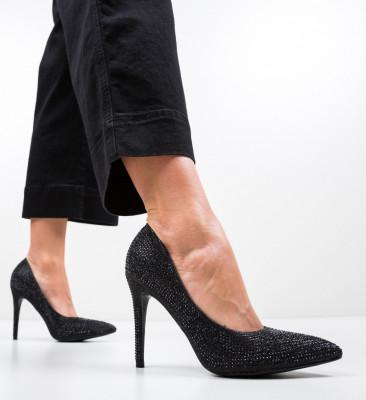 Обувки Mahad Черни