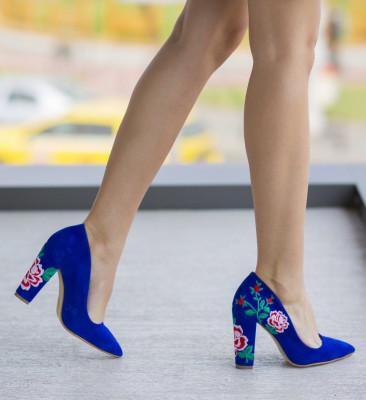 Обувки Mars Сини
