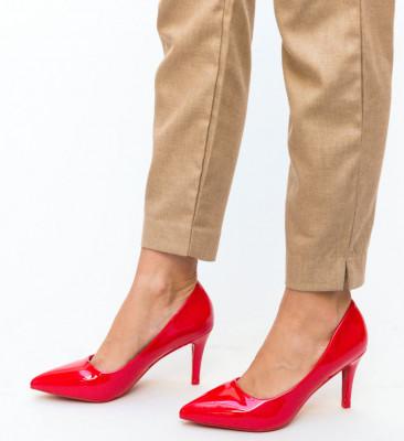 Обувки Pena Червени