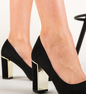 Обувки Peonix Черни