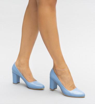 Обувки Poly Сини