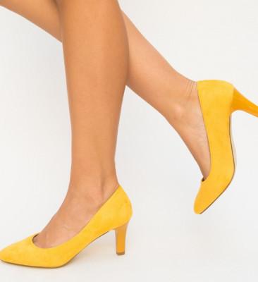 Обувки Sedora Жълти
