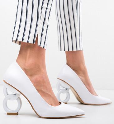 Обувки Simoni 2 Бели